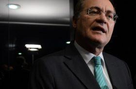 Para Renan Calheiros, manifestações podem desestabilizar Bolsonaro