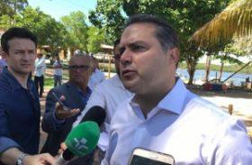 Renan Filho diz que Brasil está enfrentando mal a crise econômica