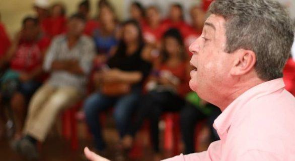 PT lança Ricardo Barbosa como pré-candidato em Maceió