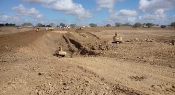 Barragem Gravatá vai garantir água para mais de 4700 moradores em Cacimbinhas