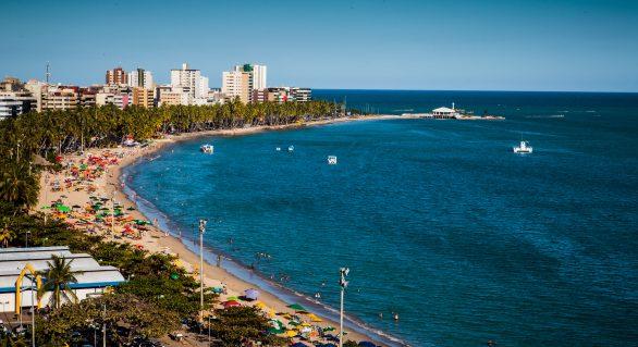 Maceió é um dos destinos mais procurados entre junho e julho