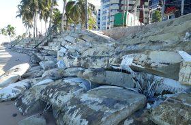 IMA notifica prefeitura de Maceió por entulhos em praias