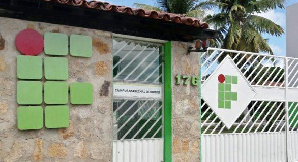 Ifal abre 40 vagas para pós-graduação gratuita em Marechal Deodoro