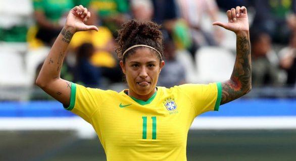 Sem Marta, Brasil vence Jamaica na estreia da Copa