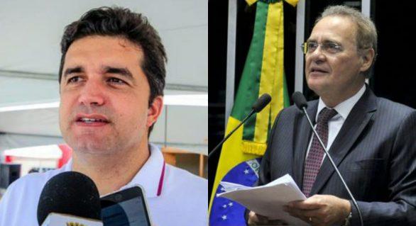 Renan Calheiros diz que Rui Palmeira deve ser investigado