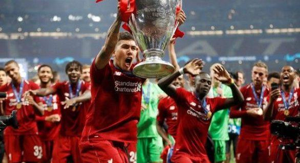 Com o alagoano Firmino, Liverpool vence Tottenham e conquista a Liga dos Campeões