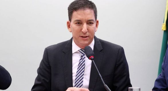 Glenn Greenwald fala sobre mensagens de Moro