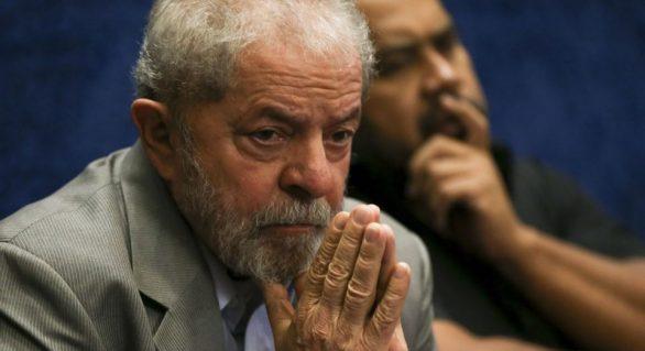 Habeas corpus de Lula é negada por STF