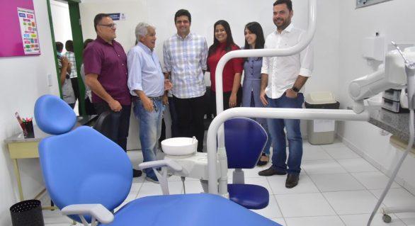Nova unidade de saúde em Riacho Doce é entregue