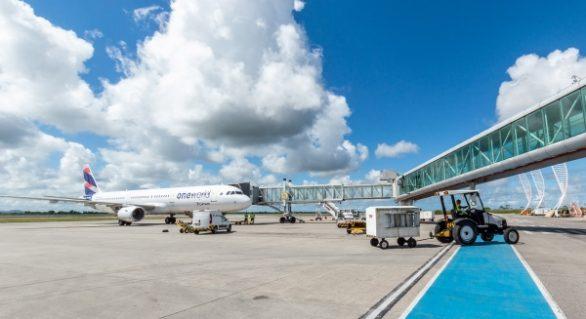 Parcerias com agências e companhias de voos ampliam a malha aérea em Alagoas