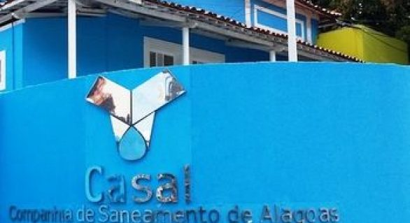 Tarifa da Casal é reajustada e passa a ser a 3ª maior do Brasil