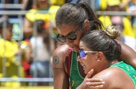 Vôlei de praia: Ana Patrícia e Rebecca faturam bronze no Mundial