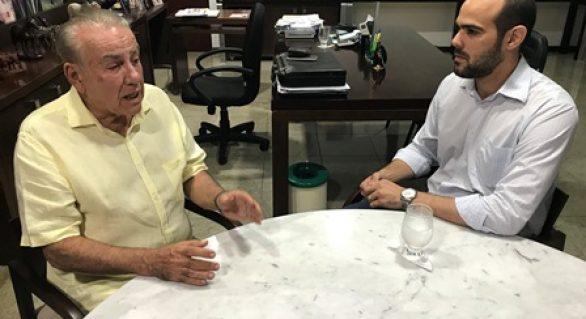 Faeal e Segri reforçam parceria em defesa do setor agropecuário alagoano
