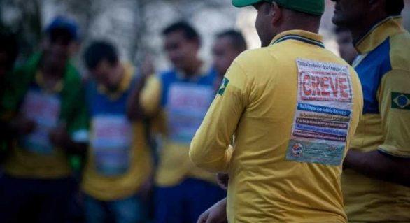 Funcionários dos Correios anunciam greve a partir desta quarta-feira