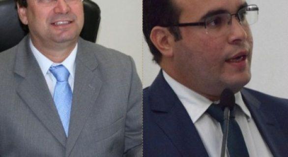 Davi Maia e Governador em exercício,  se alfinetam no Twitter