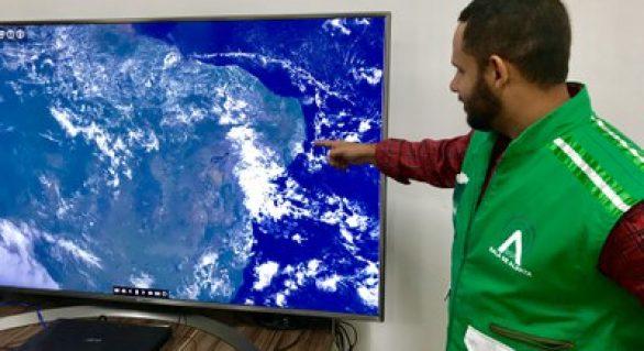 Sala de Alerta emite aviso meteorológico para o fim de semana em Alagoas