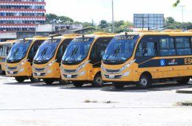 100 novos ônibus atenderão estudantes da rede estadual de Alagoas
