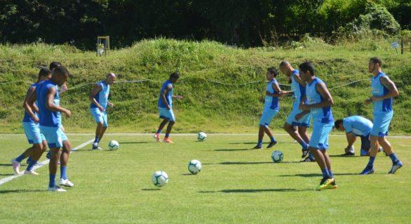 CSA tem três jogadores pendurados para partida contra o Vasco; Apodi fica à disposição