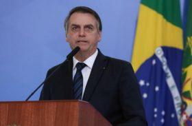 Bolsonaro afirmou que não vai acabar com multa de 40% do FGTS