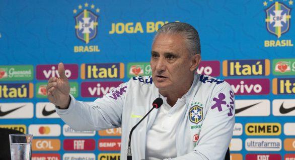 Tite tem nome indicado ao prêmio de melhor treinador do mundo da Fifa