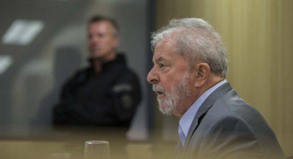 Ex-presidente Lula se recusa a ir para o regime semiaberto