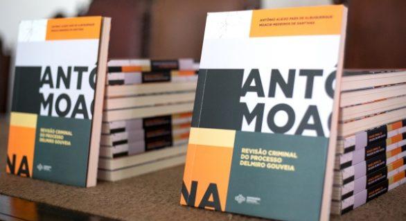Imprensa Oficial lança livro no Instituto Histórico e Geográfico
