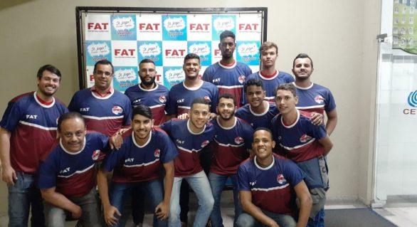 Equipe da FAT representa Alagoas nos Jogos Pan-Americanos Universitários