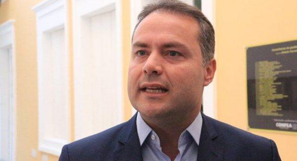 Renan Filho segue fazendo alianças para eleições 2020