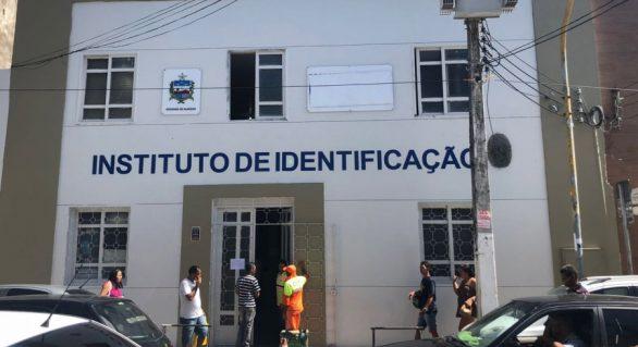 Instituto de Identificação de Alagoas será reestruturado