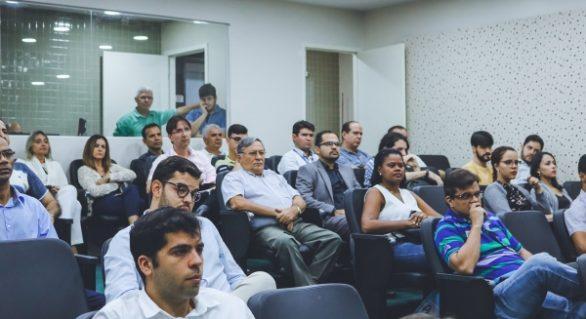 Antoinette Musilek participa de palestra em Alagoas