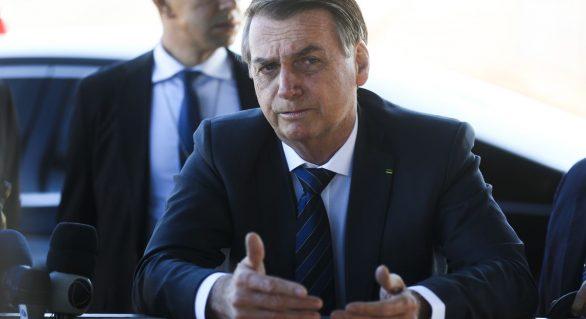 """Novo procurador-geral não deve ter """"radicalismos"""", diz Bolsonaro"""