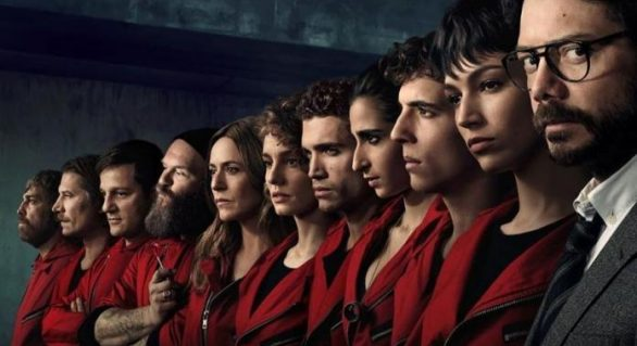 Trinta e quatro milhões de usuários já viram os novos episódios de 'La Casa de Papel'