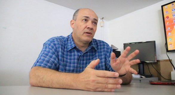 Entrevista com o Reitor eleito da Universidade