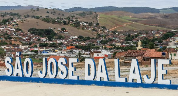 São José da Laje é apontado pelo TC-AL como município que cumpre Lei da Transparência