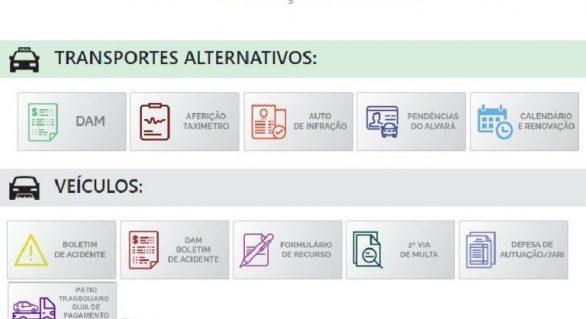 Saiba como emitir online a guia de pagamento para veículo removido
