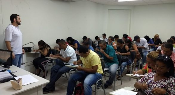 Sine Maceió inscreve para curso de call center de Transações Bancárias