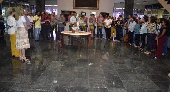 TCE/AL recebe imagem de Padroeira da cidade de Maceió