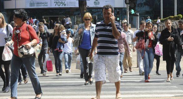 Brasil tem queda na taxa de desemprego