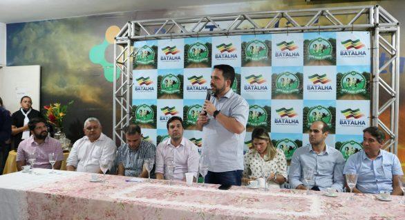 Evento em Batalha lança oficialmente a Expo Bacia 2019