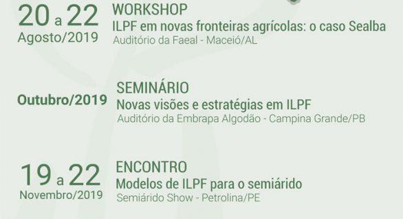 Tecnologias de ILPF são tema de série de eventos no NE