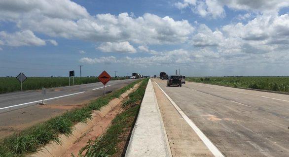 Quase 400 acidentes registrados em Rodovias federais que cortam Alagoas