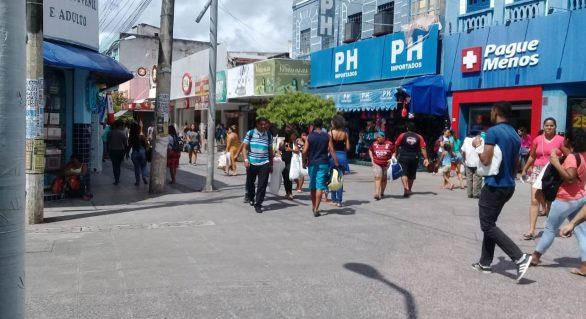 Convívio Social intensifica ação de fiscalização no centro da cidade