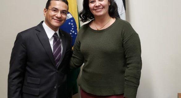 PRB aposta em Fabiana Pessoa em Arapiraca e busca fortalecimento em AL