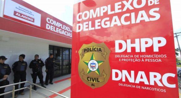 Alagoas tem investimento na segurança pública