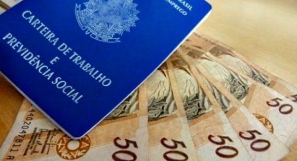 Em 2020, salário mínimo será de R$ 1.040