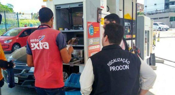 Procon divulga resultado de pesquisa sobre preço de combustíveis