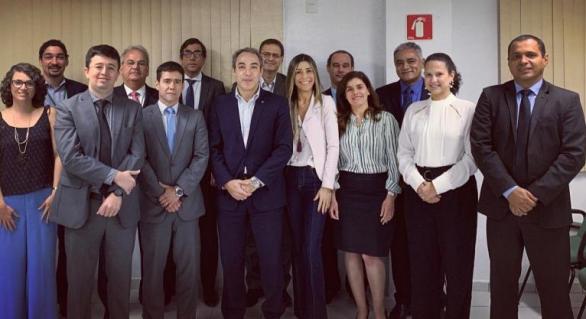 TCE/AL participa de reunião sobre estratégias jurídicas do Patrimônio da União