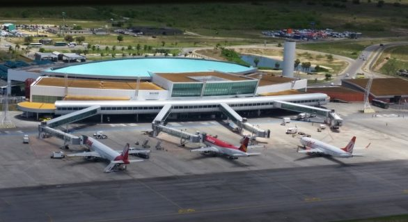 AL foi o Estado que mais aumentou fluxo de passageiros no aeroporto