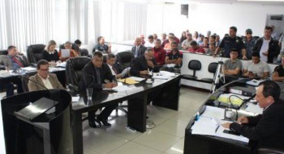Parecer final sobre primeira denúncia contra o prefeito Eraldo Gomes é arquivado