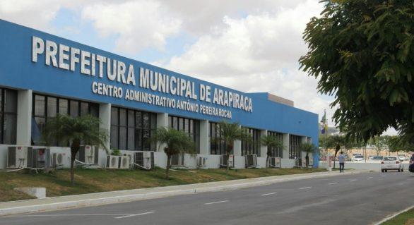 Prefeitura de Arapiraca convoca reunião com servidores após anuncio de paralisação